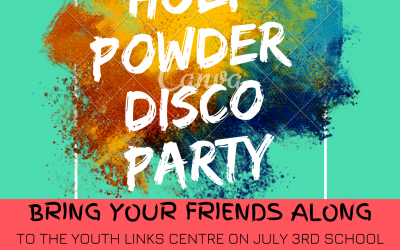 HOLI POWDER DISCO PARTY