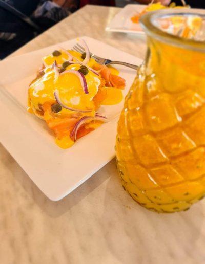egg bene fresh juice
